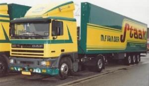 v.d. Staak trailer